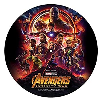 Avengers: Infinity War Soundtrack Picture