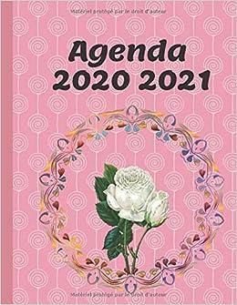 Amazon.com: Agenda 2020 2021: Calendrier 2022 2023 Calendrier sur