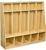 AmazonBasics Coat Locker, 5-Section