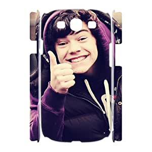 ANCASE Harry Styles Customized Hard 3D Case For Samsung Galaxy S3 I9300