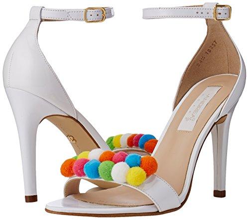 Zapatillas Andrea Mujer Blanco para 2432205 Altas FqqfwAz