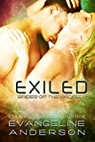 Exiled: Brides of the Kindred 7: (Alien Scifi Romance)