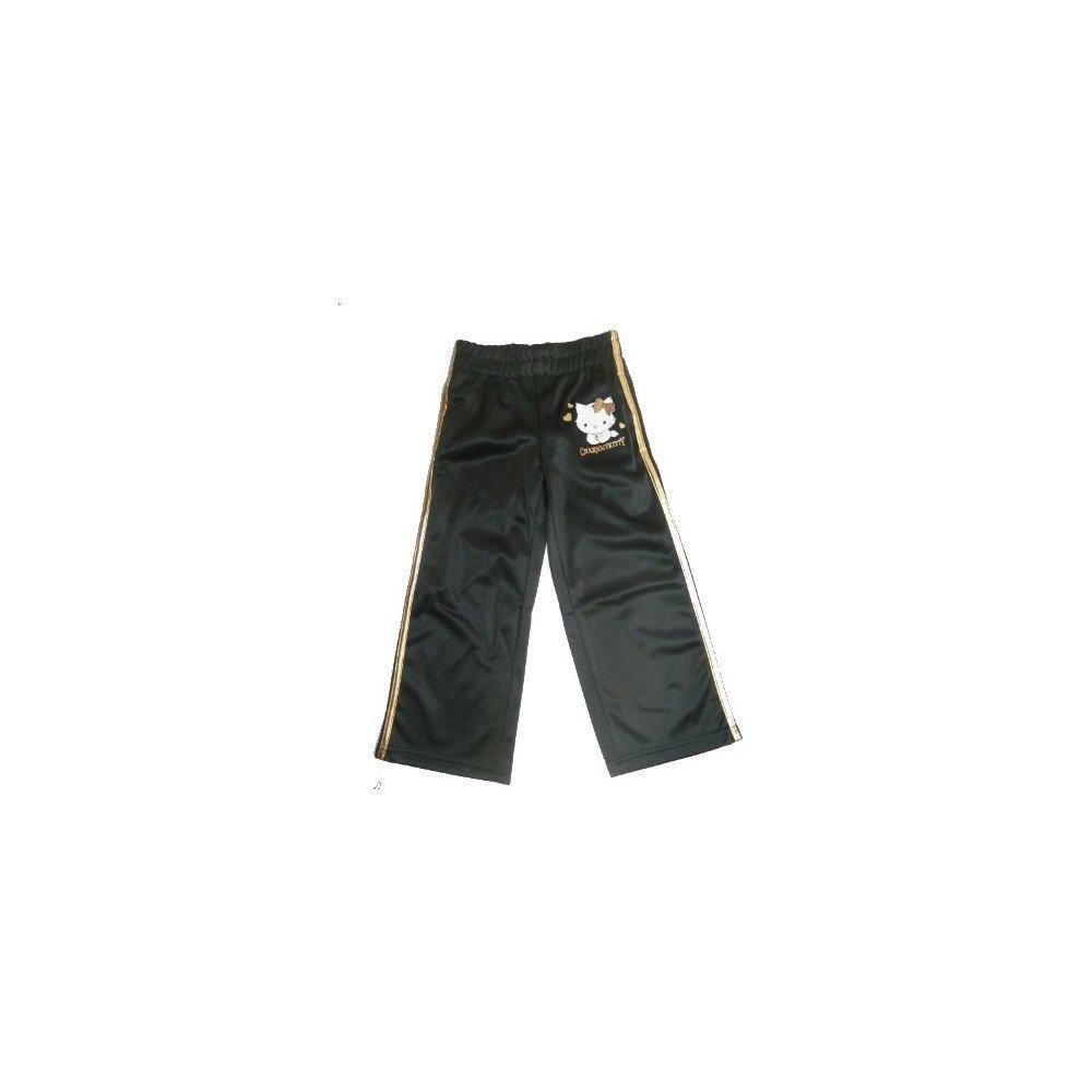 Charmmy Kitty-Pantalón de chándal de Hello Kitty, color negro, 4 ...