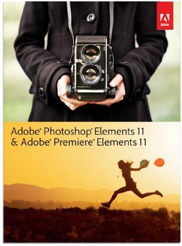 Adobe Photoshop Elements 11 & Adobe Premiere Elements 11 [Download] [OLD VERSION]