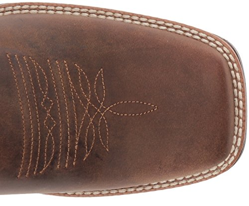 Ariat Womens Venttek Botte Ultra Occidentale En Détresse Marron / Silly Marron