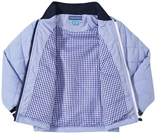 Jacket Chambray Andy Toddler Blue Quilted Evan amp; 1qgH6A