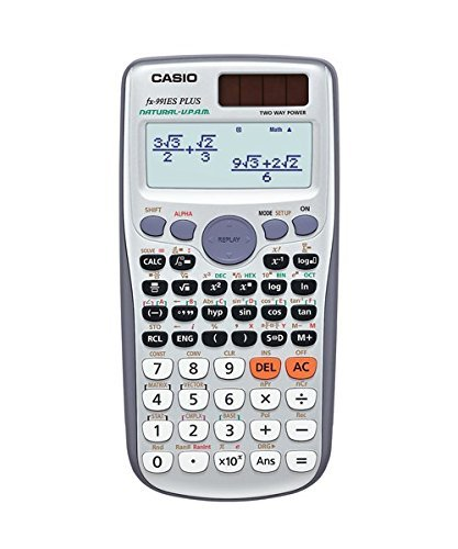 Price comparison product image (CASIO) Scientific Calculator (FX-991ESPLUS)