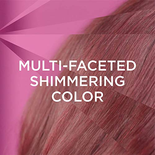 L'Oreal Paris Feria Multi-Faceted Shimmering Permanent Hair Color, 21 Starry Night, Pack of 2 Hair Dye