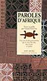 Paroles d'Afrique par Dumestre