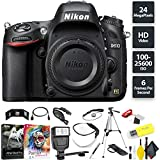 Nikon D610 DSLR Camera (Body) Base Combo International Model