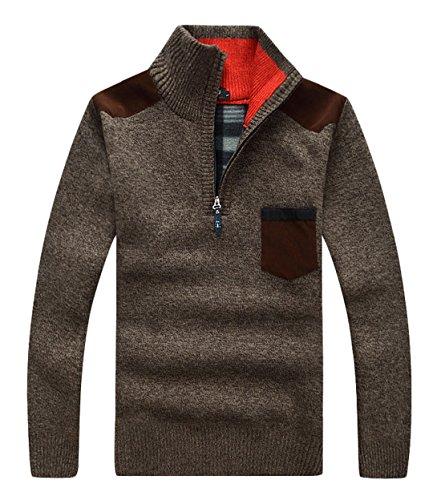 1/4 Zip Pullover Anorak - 1