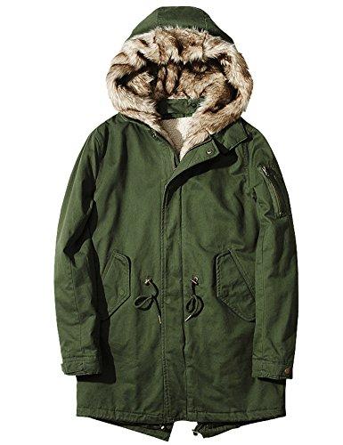 Fur Hood Flight Jacket - 8