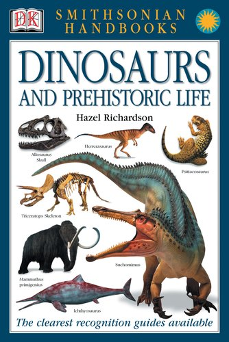 Dinosaurs and Other Prehistoric Animals - Book  of the Smithsonian Handbooks