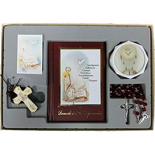 SF001 Catholic & Religious Gifts, Confirmation Gift Set English Neutral by SF001