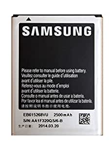 Samsung EB615268VABXAR Battery 2500mAh LiIon for Samsung SGH-i717 - Retail Packaging - Black (Discontinued by Manufacturer)