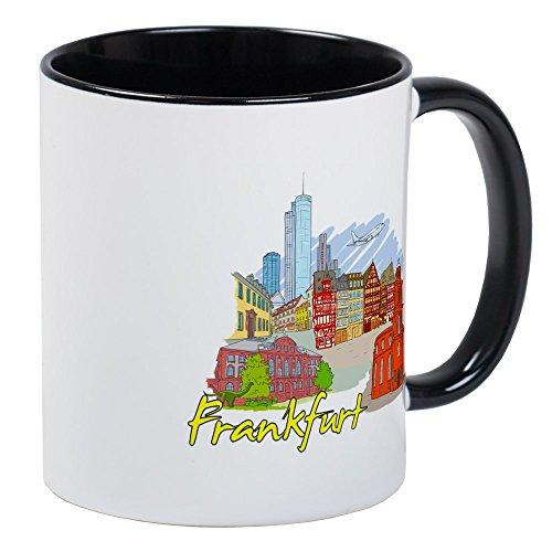 CafePress Frankfurt - Germany Mugs Unique Coffee Mug, Coffee Cup