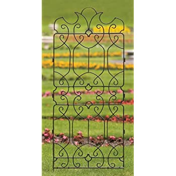 Amazon H Potter Wrought Iron Metal Ornamental Trellis