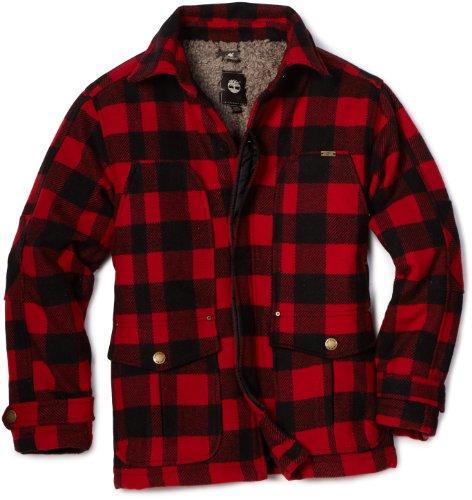 Lumberjack Style Fox Zip Up Hoo