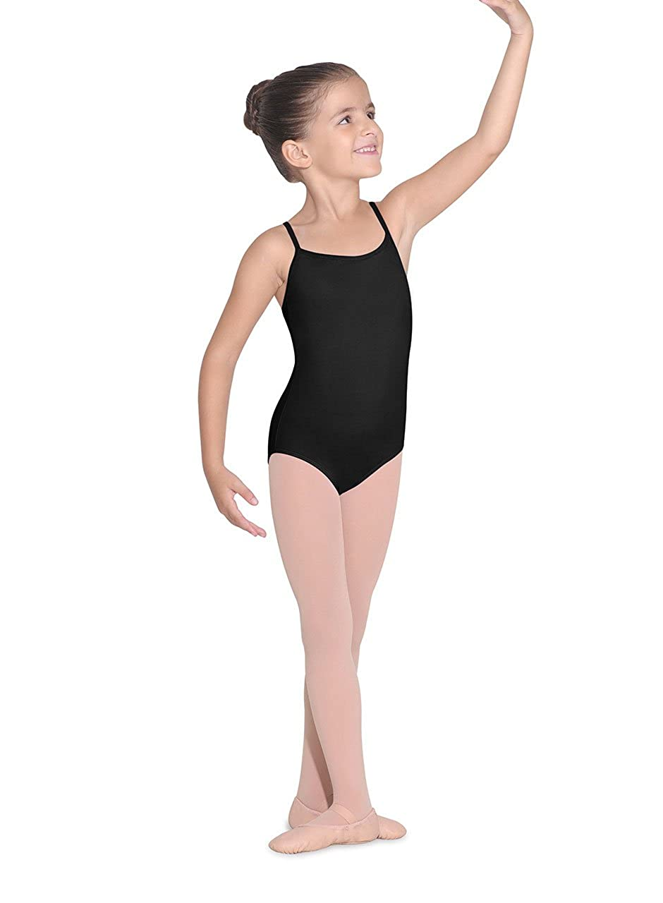 b6909b280211 Amazon.com : Bloch Dance Girls' Parem microlux Camisole Leotard : Clothing