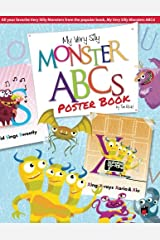 My Very Silly Monster ABCs Poster Book: My Very Silly Monster ABCs now as full color mini-posters Paperback
