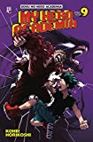 capa de My Hero Academia. Boku no Hero - Volume 9