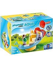 Playmobil Aqua 70270 waterglijbaan, vanaf 1,5 tot 4 jaar, Meerkleurig, 20 x 16 x 20 cm