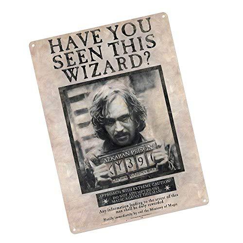 Amazon.com: Auténtica Harry Potter Wanted Sirius Black ...