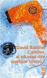 L'Amour, si ça veut dire quelque chose... par Baddiel