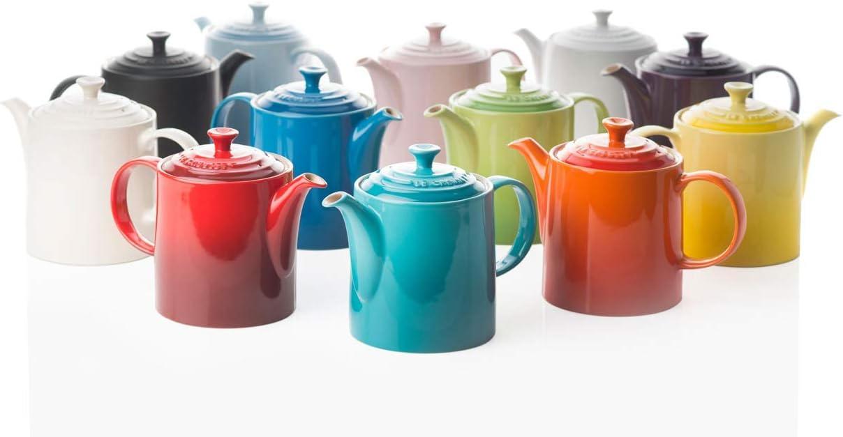 Le Creuset Stoneware Grand Teapot Marseille Blue