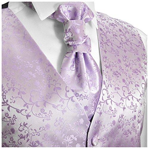 muchos Colores Paul De Chaleco Malone amp; Violeta Plastrón Boda Diseños BqRHFgXqS