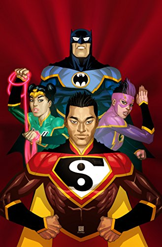 New Super-Man and the Justice League China (New Super-man & the Jlc - Justice League China)