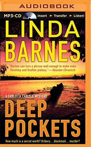 Deep Pockets (Carlotta Carlyle Series)