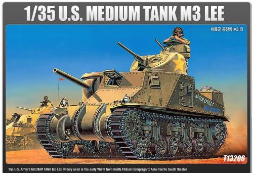 academy-m3-lee-us-medium-tank