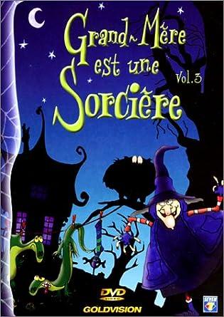 Grand-mère est une sorcière, vol. 1 à 4 coffret 4 dvd: amazon. Fr.