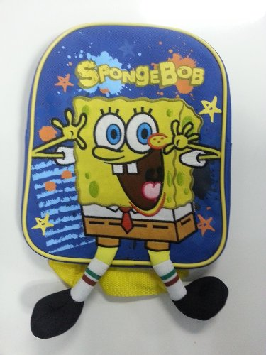 Bob esponja Mini mochila - Bob Esponja - mejor día 25,4 cm: Amazon.es: Deportes y aire libre