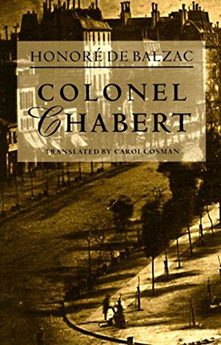 Colonel Chabert (FICTION, FRENCH LITERATURE)