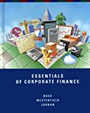 Essentials of Corporate Finance, Ross, Stephen A. and Jordan, Bradford D., 0256169861