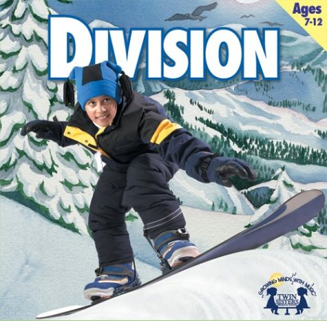 Math Series: Division Music CD