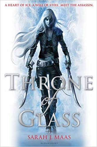 Resultado de imagen de throne of glass 1 uk cover