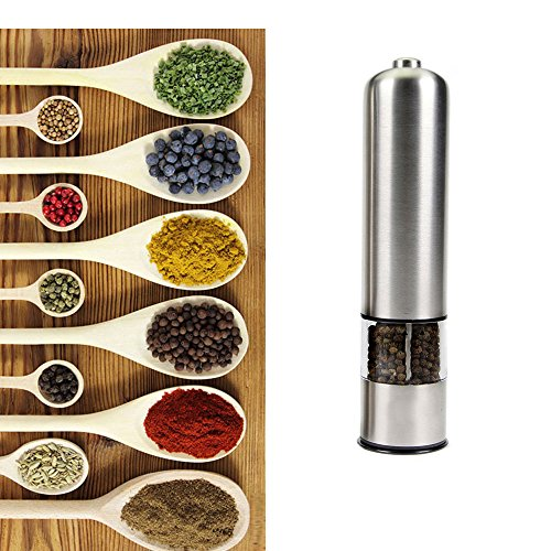 Automatic Electric Stainless Grinder Battery product image