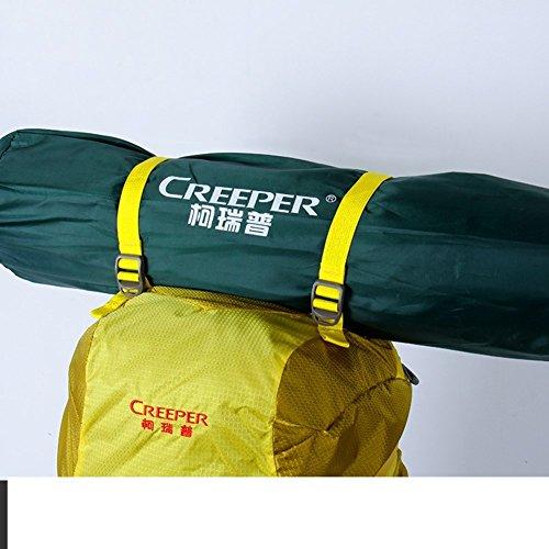 Sincere® Verpackung / Rucksäcke / Mobil / Ultralight im Freienbergschultertasche / Rucksack / Outdoor-Reisetasche 50L-50L grün