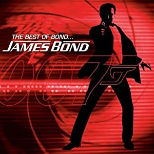 Best Of Bond... James Bond, The (CD/DVD)