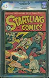 #5: Startling Comics #38 CGC 4.5 OW/WH 1946 Alex Schomburg torture cover