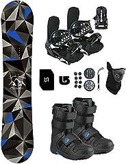 Symbolic Arctic Kids Snowboard & Bindings & Boots