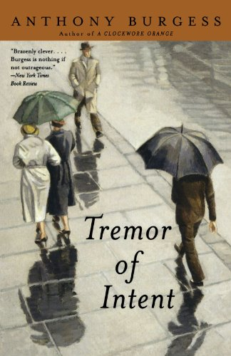 Book cover for Tremor of Intent