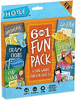 Hoyle Kid's 6 in 1 Fun Pack