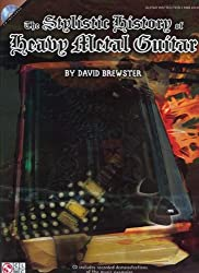 The Stylistic History Of Heavy Metal Guitar (Book/Cd)