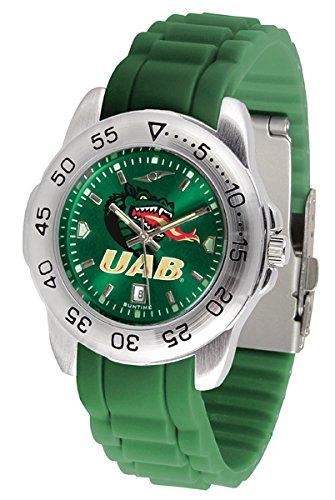 UAB Blazers Sport AC AnoChrome Men's Watch by SunTime (Image #1)