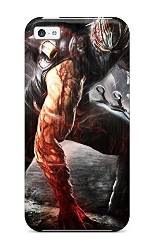 Iphone 5c Case Bumper Tpu Skin Cover For Ryu Hayabusa In ...