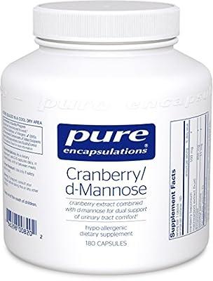 Pure Encapsulations - Cranberry / d-Mannose